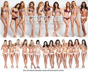 As Victoria's Secret ad slammed for body shaming we ask... is this perfect body    The Sun  Woman