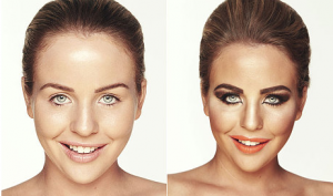 Do men really think women look better without any make up    Telegraph