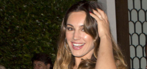 Kelly Brook exposes extreme cleavage as she emerges post David McIntosh split   Celebs   Showbiz and TV   Latest Celeb Gossip  TV  Film  Pop and Celeb News   Daily Star   Daily Star