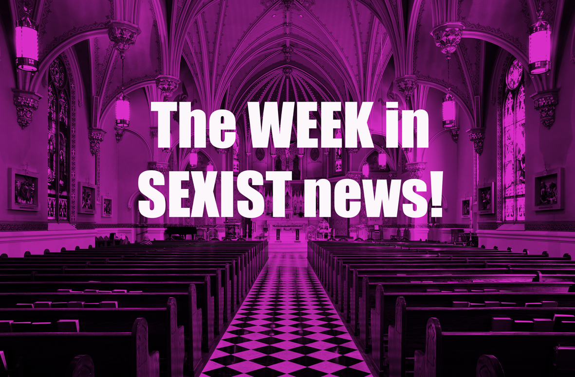 The Week in Sexist News 19/12/14