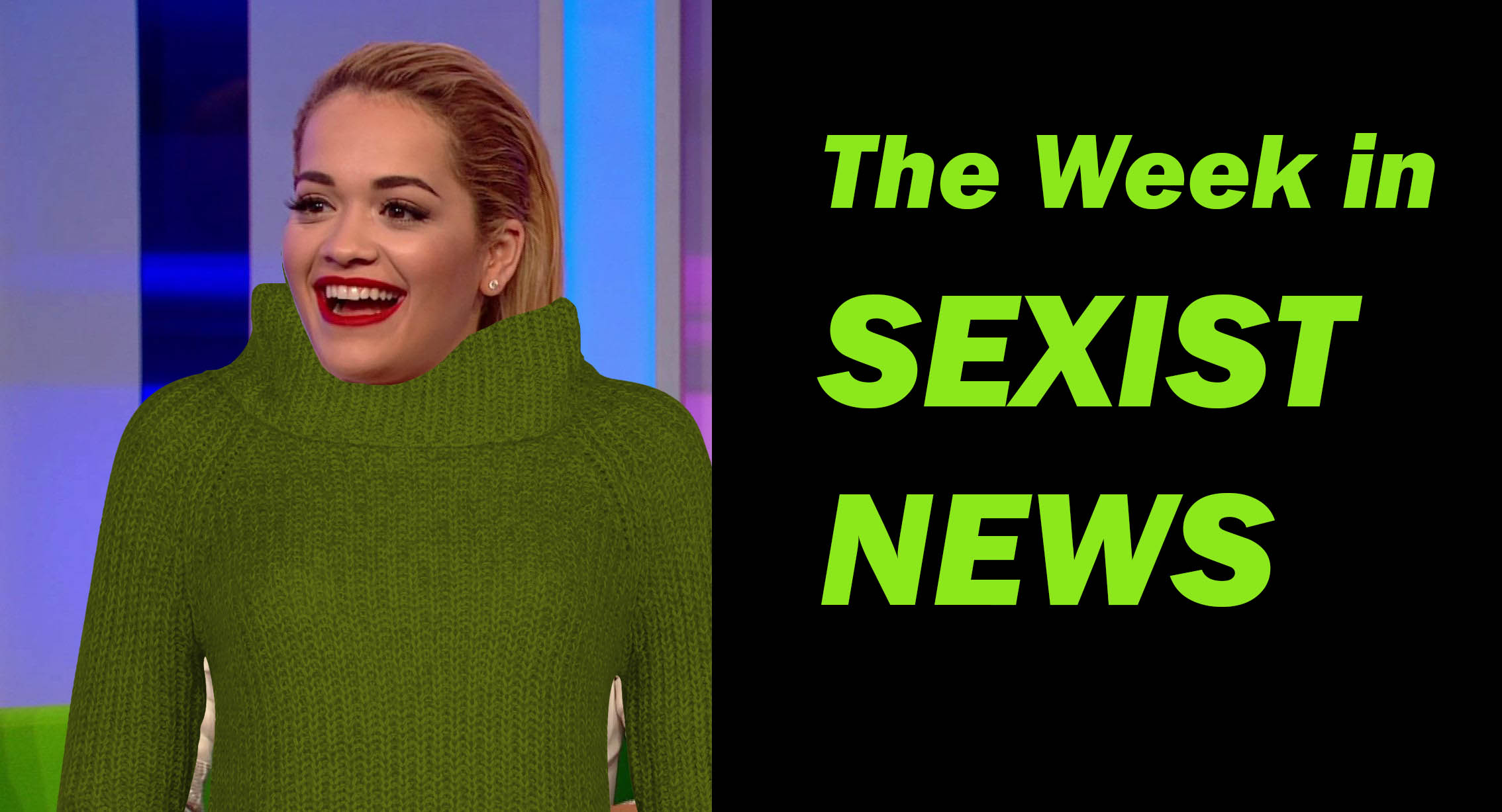 The Week in Sexist News 09/01/15