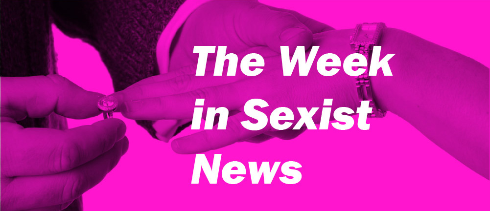 The Week in Sexist News 30/01/15