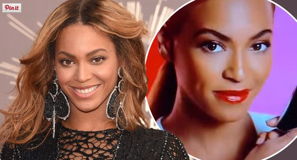 Beyonce leaked photos  Single Ladies star is not so 'Flawless' in shocking pictures from  L'Oreal advert    3am   Mirror Online