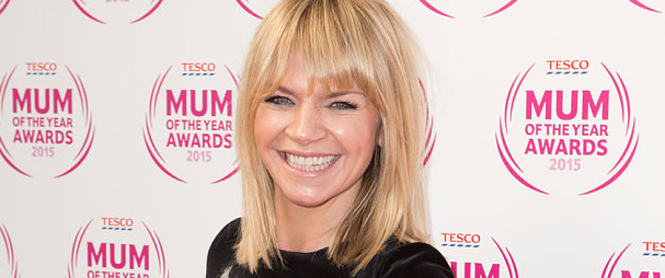 Zoe Ball, 44 and never been..............to the V&A...