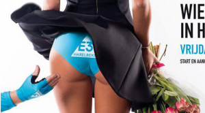 Cheeky cycling advert pulled  sexism  bottom complaints   Latest News   Breaking UK News   World News Headlines   Daily Star2