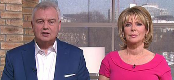 Eamonn Holmes speaks out about sex life with Ruth Langsford   Showbiz   News   Daily Expressa