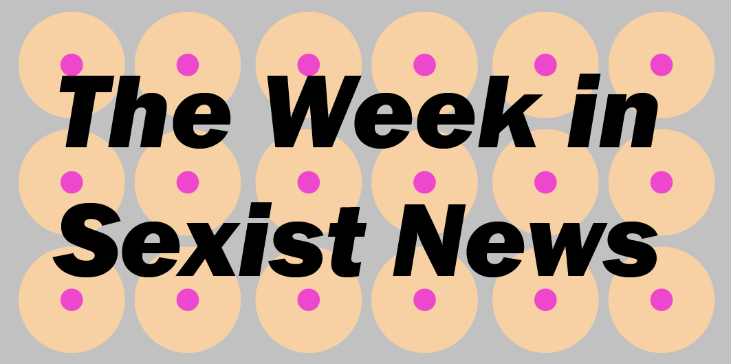 The Week in Sexist News 01/05/15