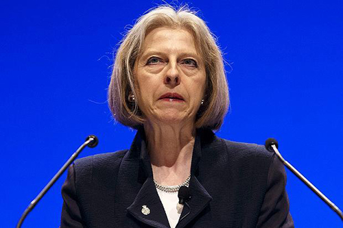 Image result for Theresa May ugly