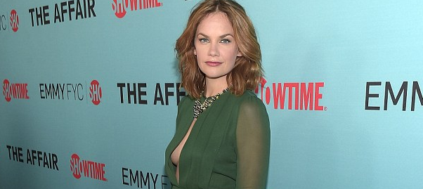 Ruth Wilson shows some serious sideboob after slamming TV bosses for breast focus   Daily Mail Online1