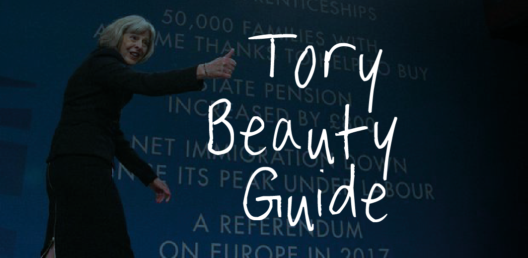 Tory Beauty Guide