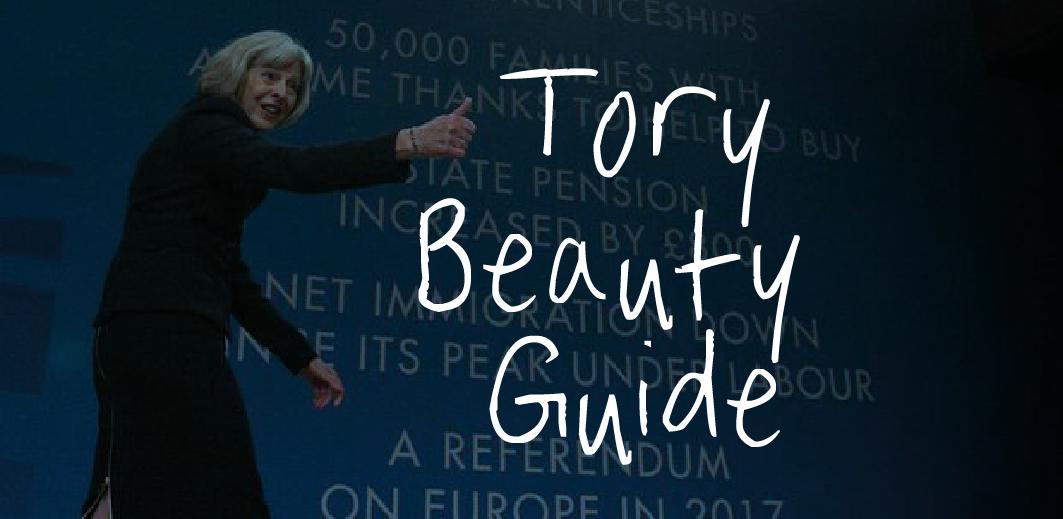 Tory Beauty Guide