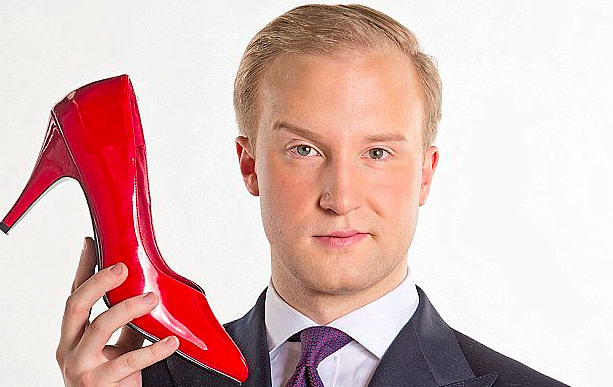 William Hanson says Cannes was RIGHT to ban flat shoes on red carpet   Daily Mail Online