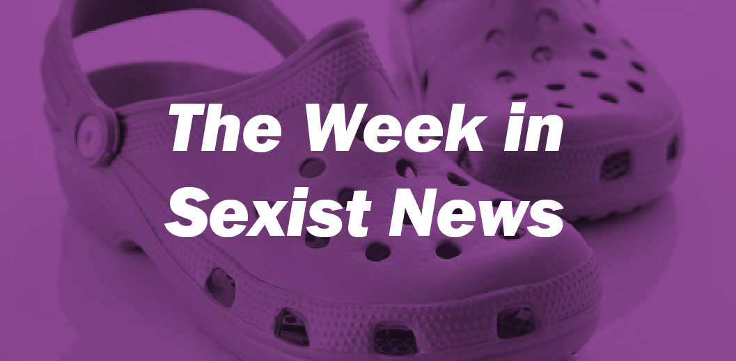 The Week in Sexist News 22/05/15