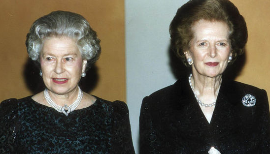 Margaret Thatcher was mocked by the queen  according to new book   Royal   News   Daily Expressa