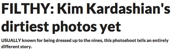 Kim Kardashian dirty photos   Celebs   Celebrity News  Gossip  Rumours   Photos   Daily Star