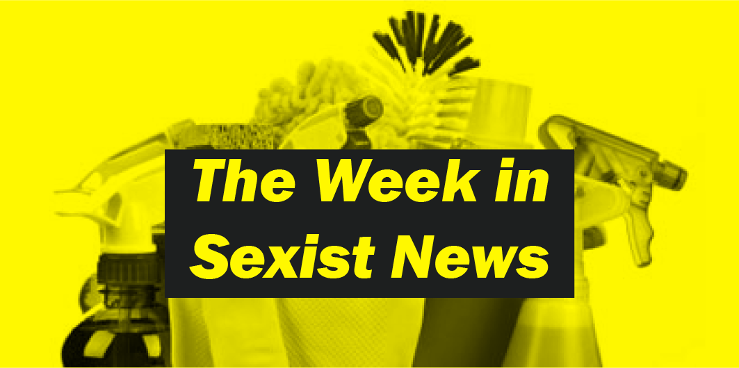 The Week in Sexist News 28/08/15