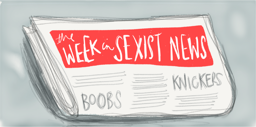 The Week in Sexist News 25/09/15