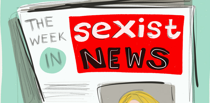 The Week in Sexist News 02/10/15