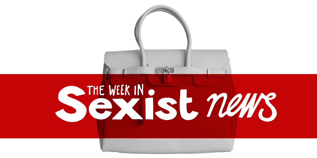The Week in Sexist News 11/12/15 (sort of)