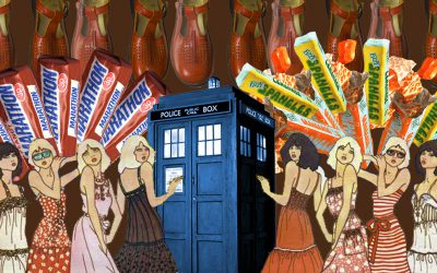 Doctor Who Vs. Jackie (or The Road to Womanhood)